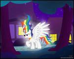 Commission: Super Rainbow Dash
