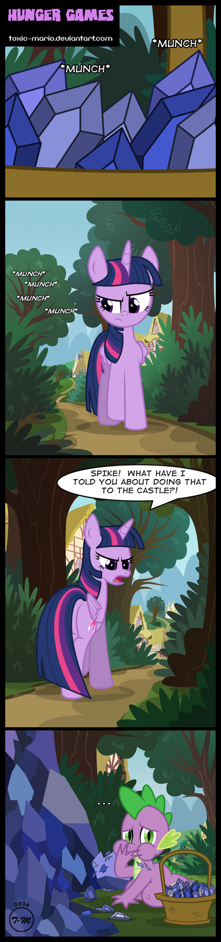 Hunger Games by Toxic-Mario