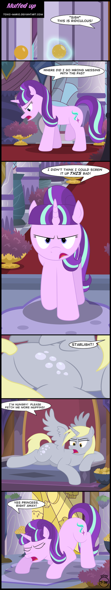 Muffed Up by Toxic-Mario