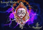 Shiva Postcard