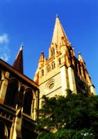 Holy church by sqak