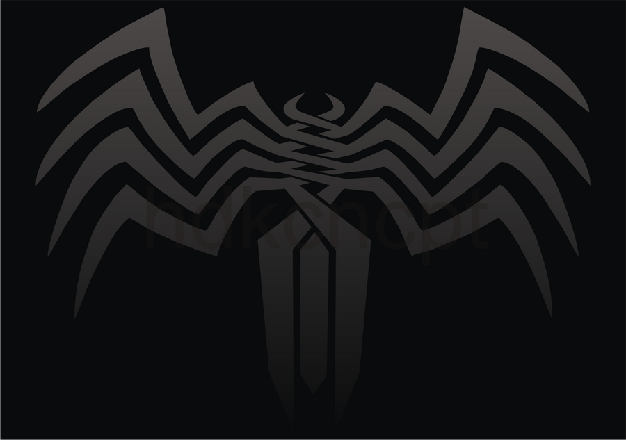 Venom logo tribal by hdkcncpt on deviantart venom logo tribal by hdkcncpt voltagebd Image collections
