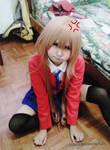 Taiga Aisaka (Toradora) cosplay