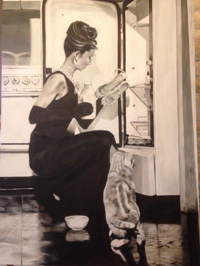 Audrey by sanguigna