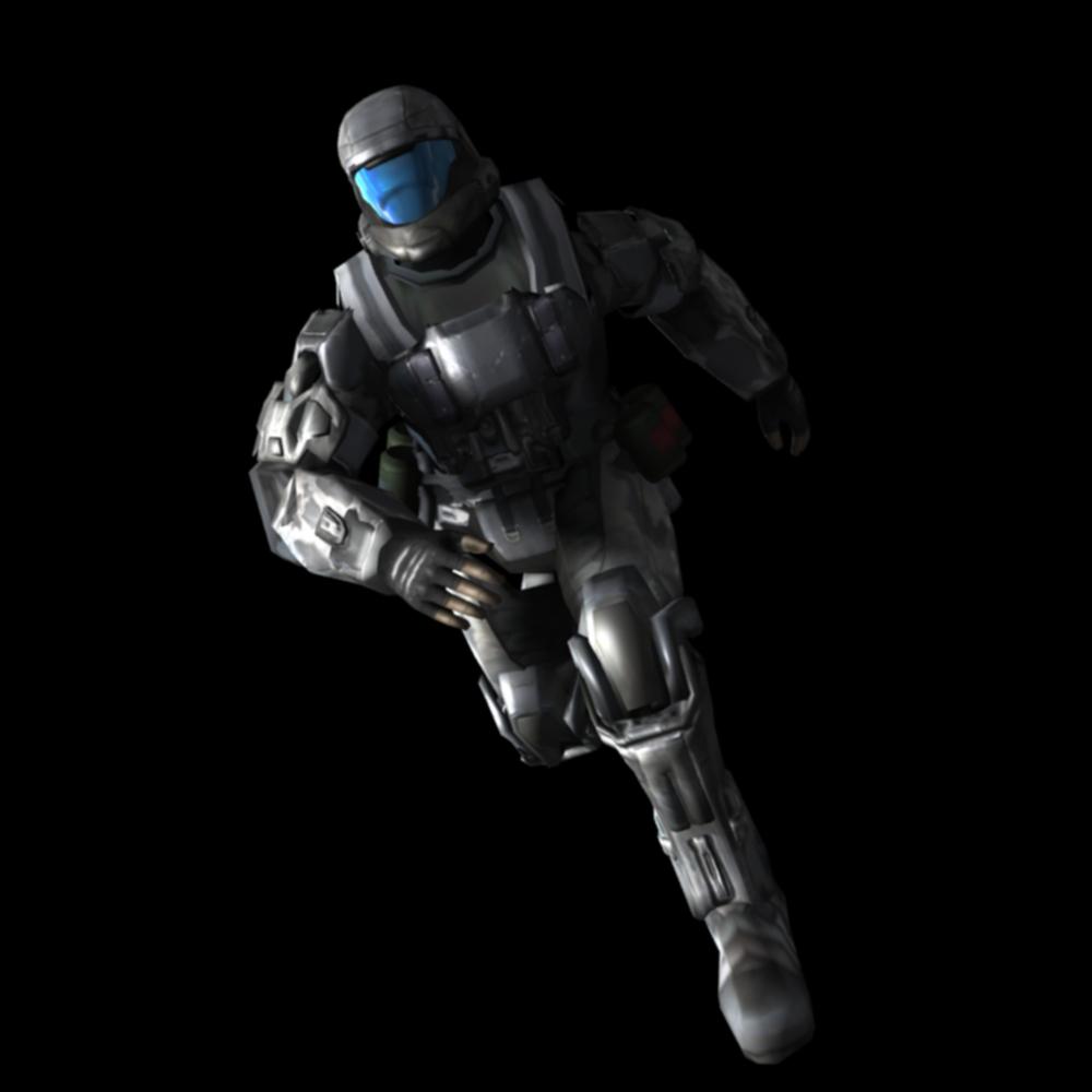 Halo 3 ODST Rigged by JefRchrds on DeviantArt