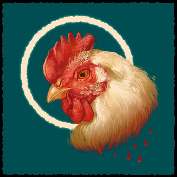Chicken by EmilyWalus