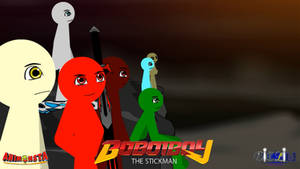 Boboiboy The Stickman 2nd Poster