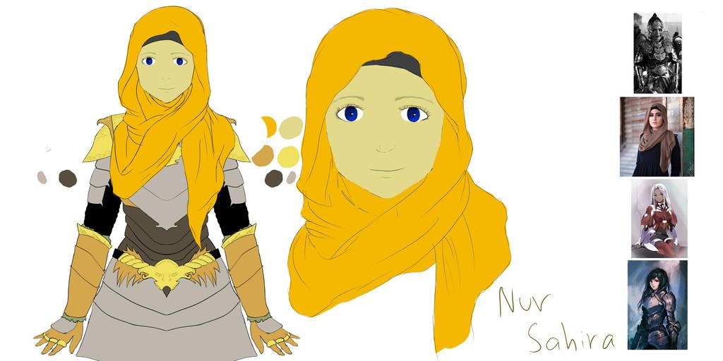 Nur Sahira by apielang