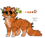 Ginger tabby (flat sale open)