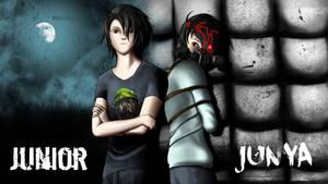Junior and Junya