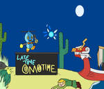 Late Time Omotime