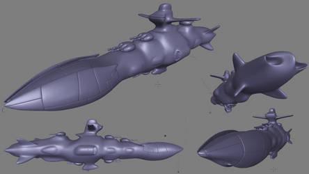 Battleship WIP2