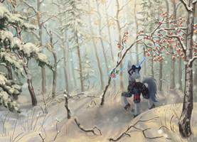 Warm winter (comm) by Koviry