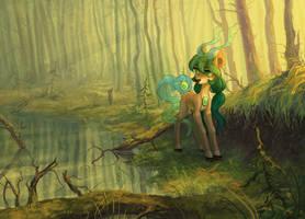 Forest Tide (comm) by Koviry