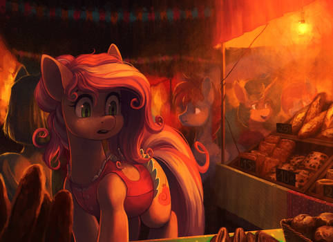 Night market (comm)