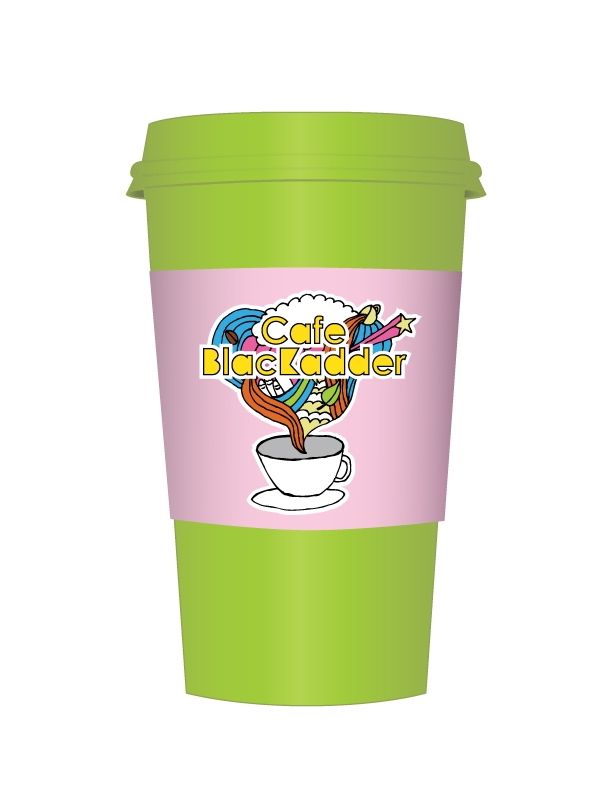 Cafe Blackadder Cup by Strange-1