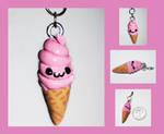 Icecream Cone Charm