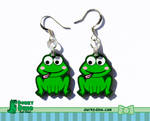 Froggy Earrings