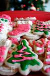 Christmas Sugar Cookies by brandimillerart