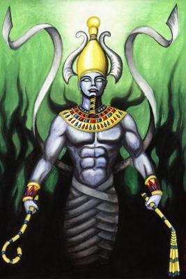 Reborning of Oziris by elende