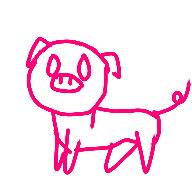 Moo im a pig by 6LITCH-TH3-W01F