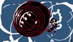 Minimalist wallpaper | Luffy 4th Gear | Kong Gun