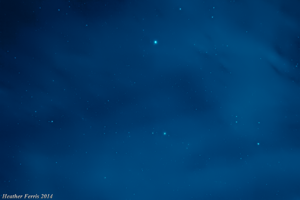 Starry Night by Qtsy