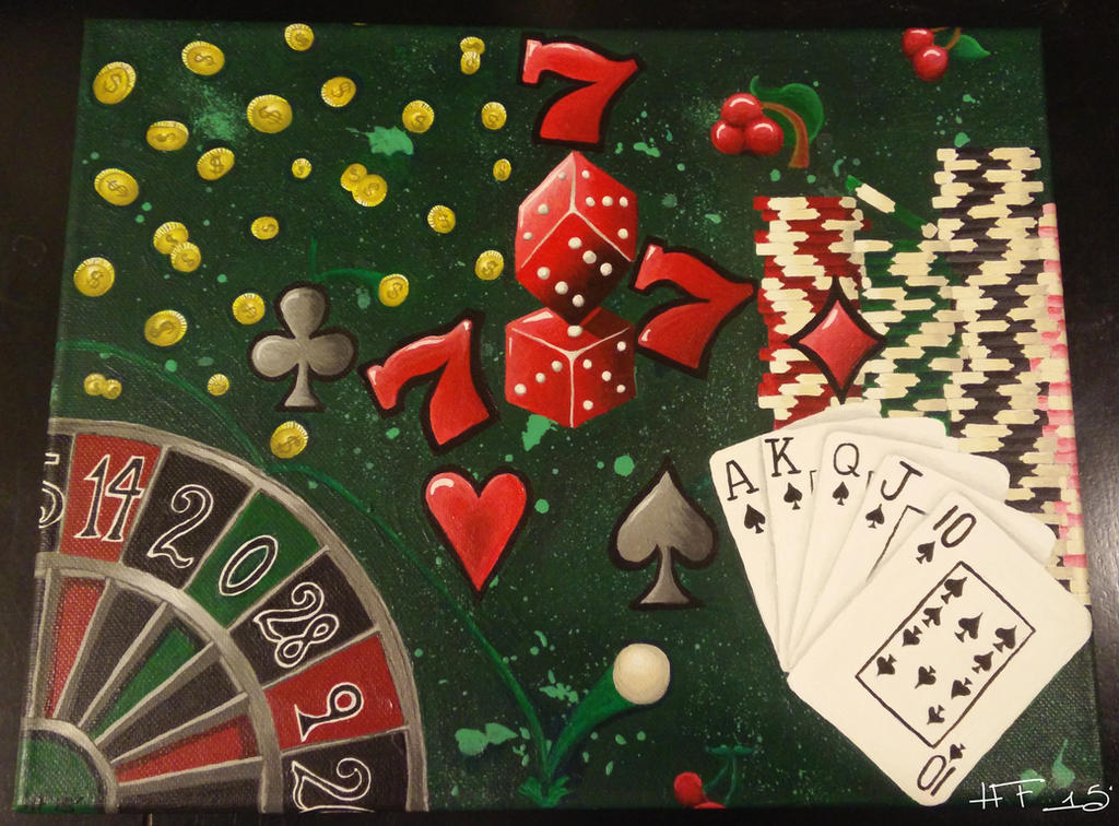 Casino Life by Heather-Ferris