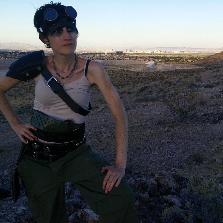Furiosa Cosplay from Mad Max Fury Road by Heather-Ferris