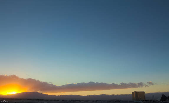 Las Vegas Sunset