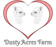 Dusty Acres Farm logo design