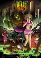 Toxic Avenger by jmmk86