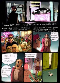 Orion City