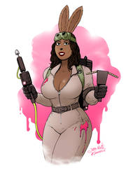 Ghostbuster Bunny