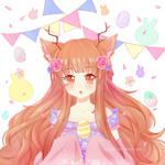 Secret Easter Bunny: Miyu