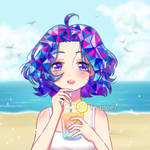 [G] Summer Wind by Frappe7