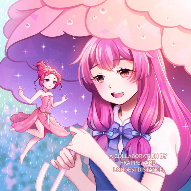 [Collab] Pixie Pink