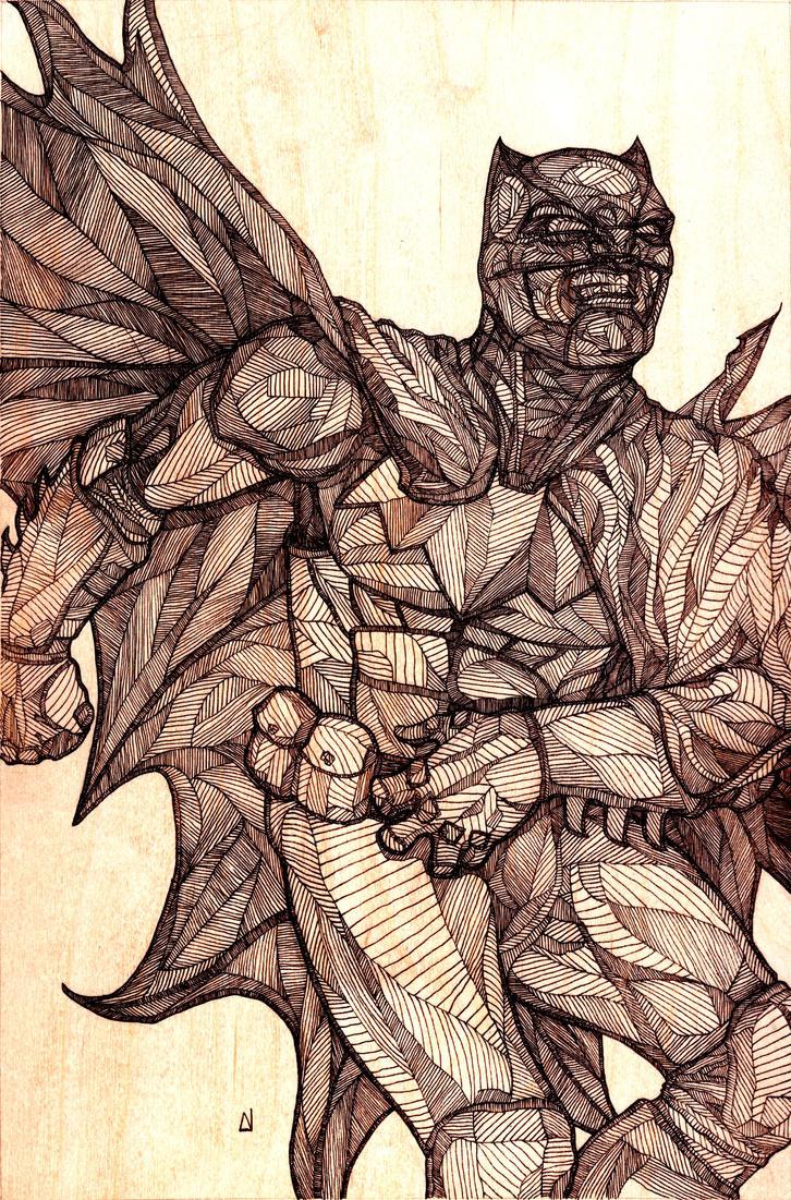 Batman by DanielCrosier