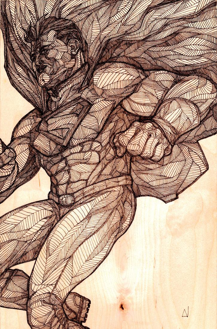 Superman by DanielCrosier