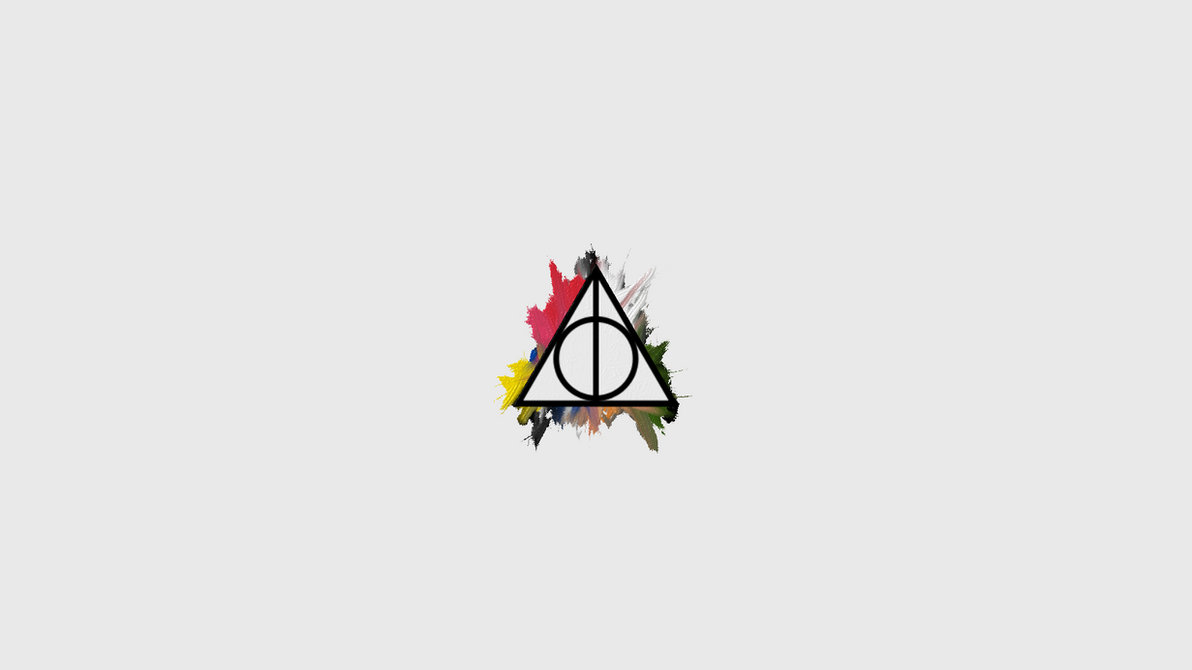 Download Wallpaper Harry Potter Triangle - harry_potter_s_life_white_by_cirogiso-d6rrvoi  You Should Have_63692.png
