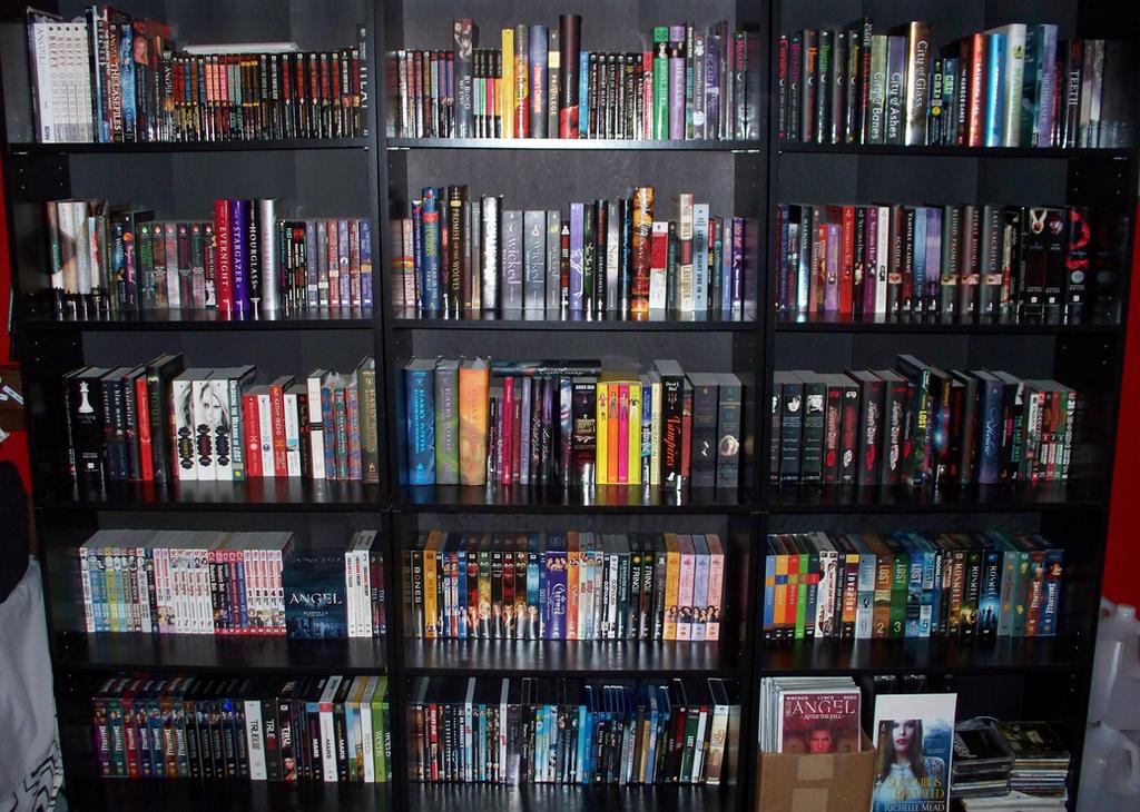 My Books by iaml0st815