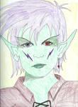 Elf Disdain colored