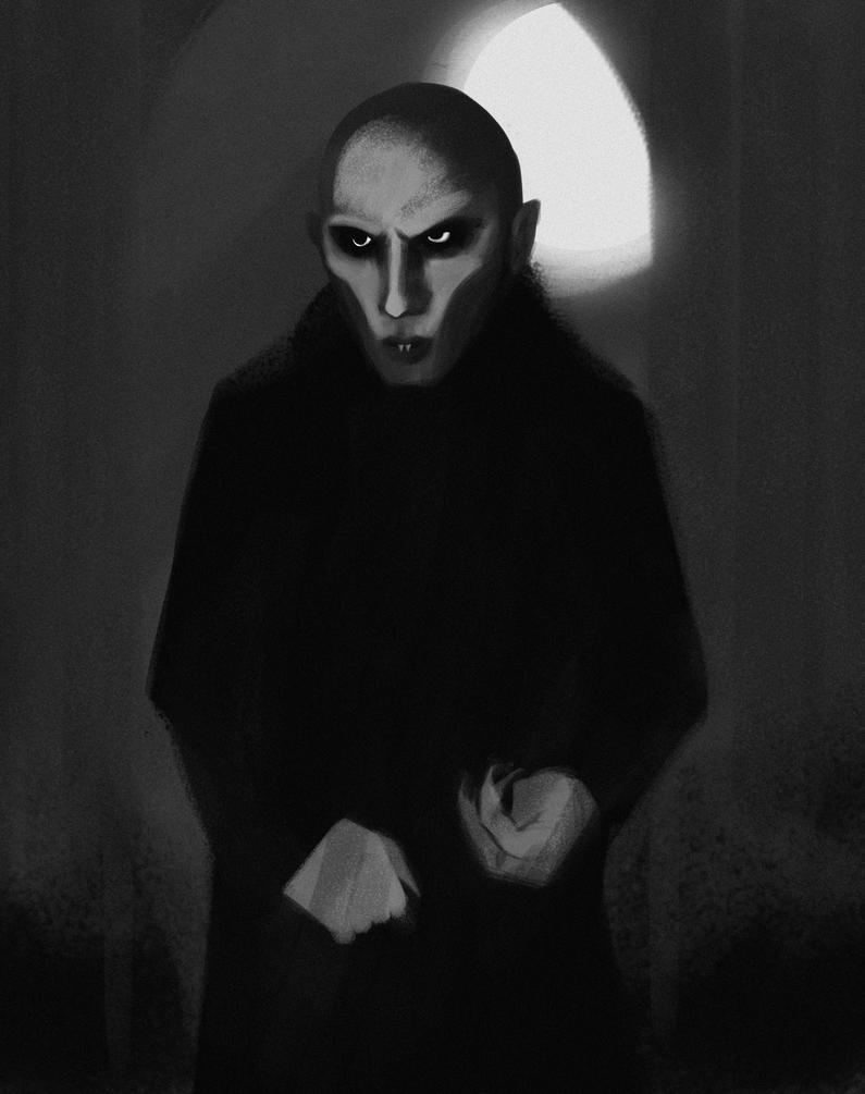 Nosferatu by zabraxxas