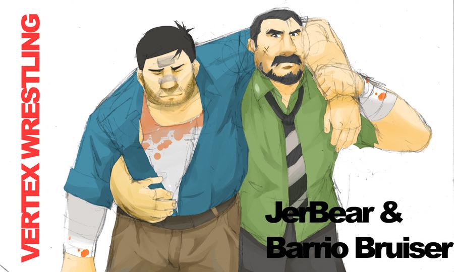 Barrio Bruiser by beardrooler