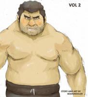 Luchador by beardrooler