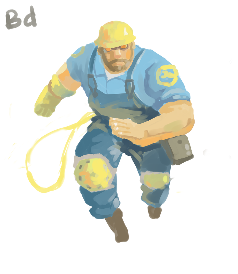 Engineer by beardrooler
