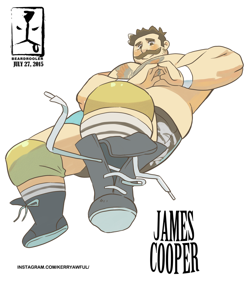 James Cooper by beardrooler