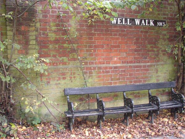 Well Walk by RampantWhistler
