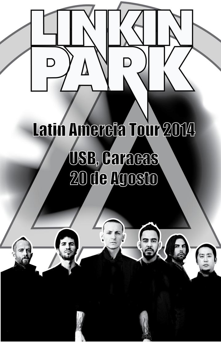 Linkin park poster by thetofux on deviantart linkin park poster by thetofux biocorpaavc