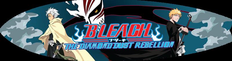 Bleach: The Diamond Dust Rebellion Skateboard